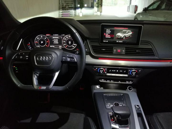 Audi Q5 40 TDI 190 CV SLINE QUATTRO BVA Bleu - 6