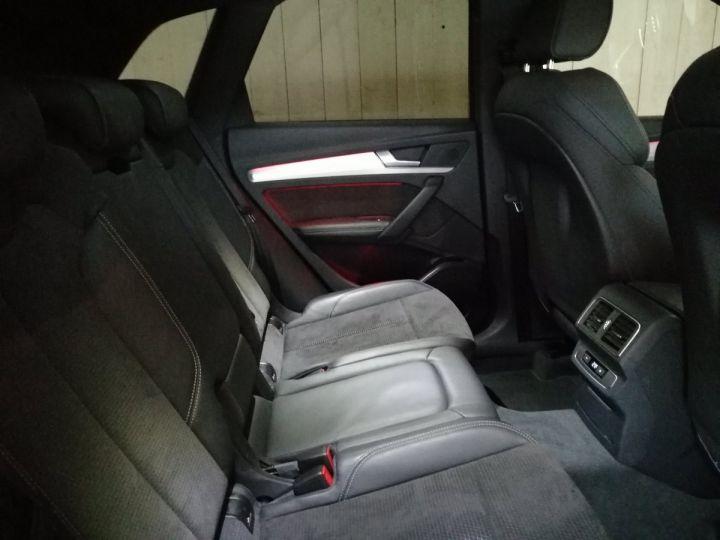 Audi Q5 40 TDI 190 CV SLINE QUATTRO BVA Bleu - 9