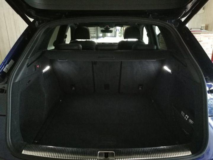 Audi Q5 40 TDI 190 CV SLINE QUATTRO BVA Bleu - 10