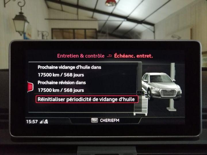 Audi Q5 40 TDI 190 CV SLINE QUATTRO BVA Bleu - 12