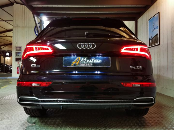Audi Q5 50 TDI 286 CV SLINE QUATTRO BVA DERIV VP Noir - 4