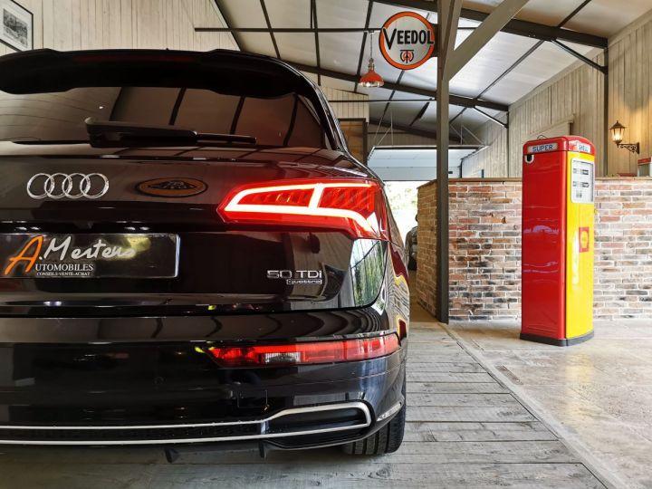 Audi Q5 50 TDI 286 CV SLINE QUATTRO BVA DERIV VP Noir - 13