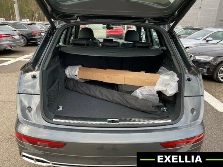 Audi Q5 55 TFSI e S Line GRIS PEINTURE METALISE  Occasion - 4