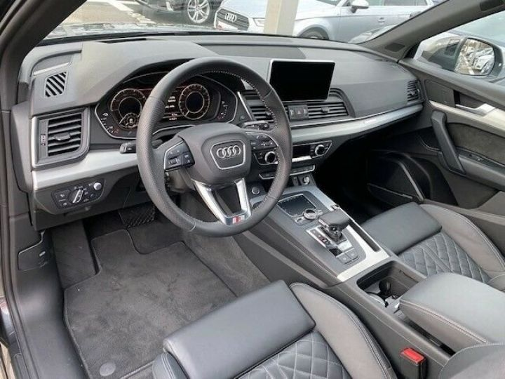Audi Q5 55 TFSI S Line Hybrid GRIS PEINTURE METALISE  Occasion - 8