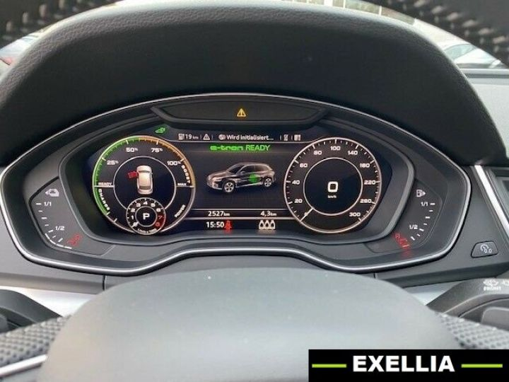 Audi Q5 55 TFSI S Line Hybrid GRIS PEINTURE METALISE  Occasion - 11