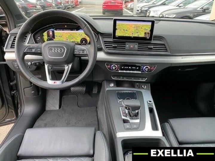 Audi Q5 55 TFSI S Line Hybrid GRIS PEINTURE METALISE  Occasion - 16