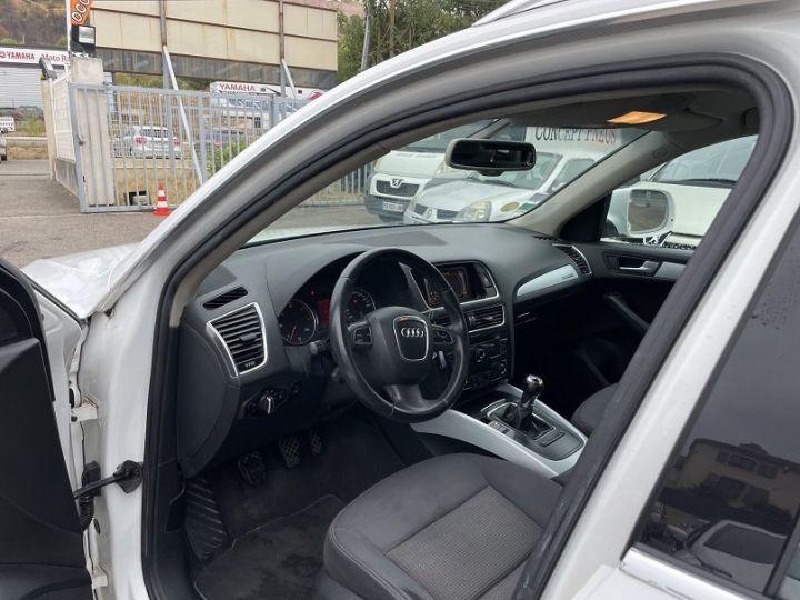 Audi Q5 AMBIENTE BLANC  Occasion - 5