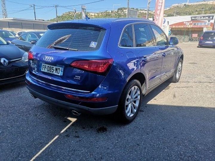 Audi Q5 AMBITION LUXE QUATTRO BLEU FONCE Occasion - 3