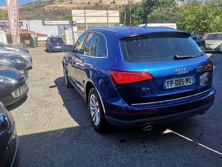 Audi Q5 AMBITION LUXE QUATTRO BLEU FONCE Occasion - 4