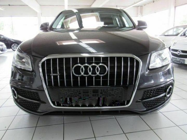 Audi Q5 AUDI Q5 2.0 TDI 177 cv QUATTRO S.LINE - Cuir - GPS - Xenon - Bang & Olufsen GRIS LAVE - 2