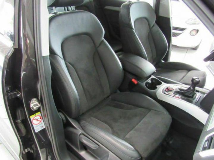 Audi Q5 AUDI Q5 2.0 TDI 177 cv QUATTRO S.LINE - Cuir - GPS - Xenon - Bang & Olufsen GRIS LAVE - 8
