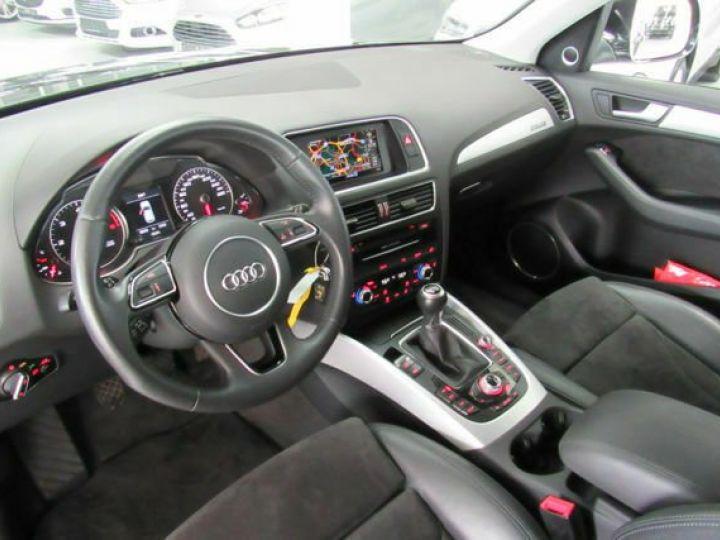 Audi Q5 AUDI Q5 2.0 TDI 177 cv QUATTRO S.LINE - Cuir - GPS - Xenon - Bang & Olufsen GRIS LAVE - 10
