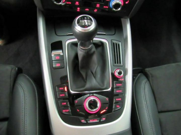 Audi Q5 AUDI Q5 2.0 TDI 177 cv QUATTRO S.LINE - Cuir - GPS - Xenon - Bang & Olufsen GRIS LAVE - 13