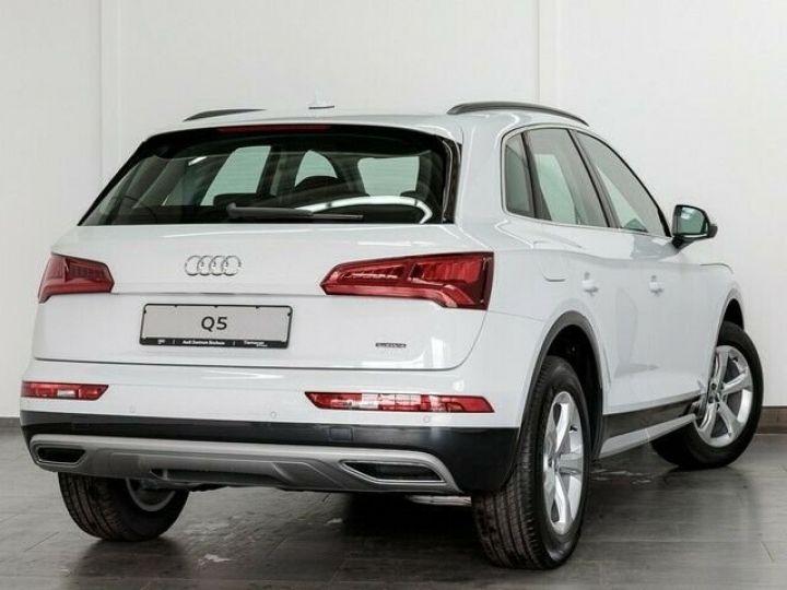 Audi Q5 AUDI Q5 2.0 TDI QUATTRO 190 cv S-tronic - Pack sport - Bi-Xenon - Garantie 10.2021 BLANC - 2