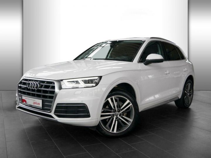 Audi Q5 Audi Q5 2.0 TDI quattro sport Caméra de recul Toit ouvrant Panoramique Garantie 12 Mois  Blanc - 1