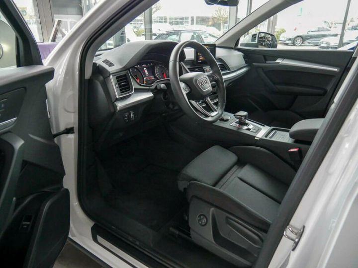 Audi Q5 Audi Q5 2.0 TDI quattro sport Caméra de recul Toit ouvrant Panoramique Garantie 12 Mois  Blanc - 2