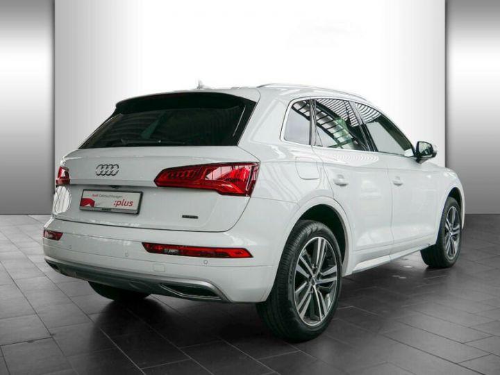 Audi Q5 Audi Q5 2.0 TDI quattro sport Caméra de recul Toit ouvrant Panoramique Garantie 12 Mois  Blanc - 3