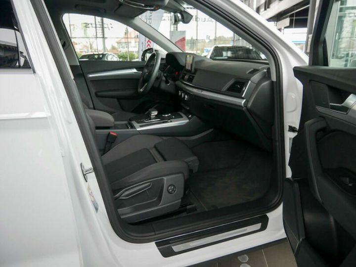 Audi Q5 Audi Q5 2.0 TDI quattro sport Caméra de recul Toit ouvrant Panoramique Garantie 12 Mois  Blanc - 10