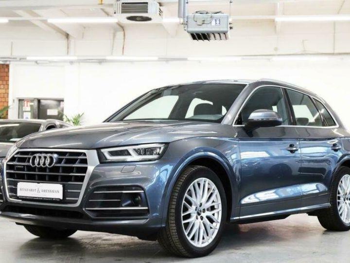 Audi Q5 Audi Q5 2.0TDi Q 3xS line/20Z/PANO/GPS/TOIT OUVRANT/ACC/GARANTIE 12MOIS  - 9