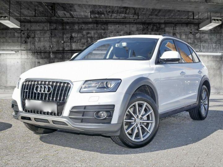 Audi Q5 AUDI Q5 3.0 TDI QUATTRO 258 cv S-tronic - Cuir - Bi-Xenon - JA 19 ' - Attache remorque BLANC - 1
