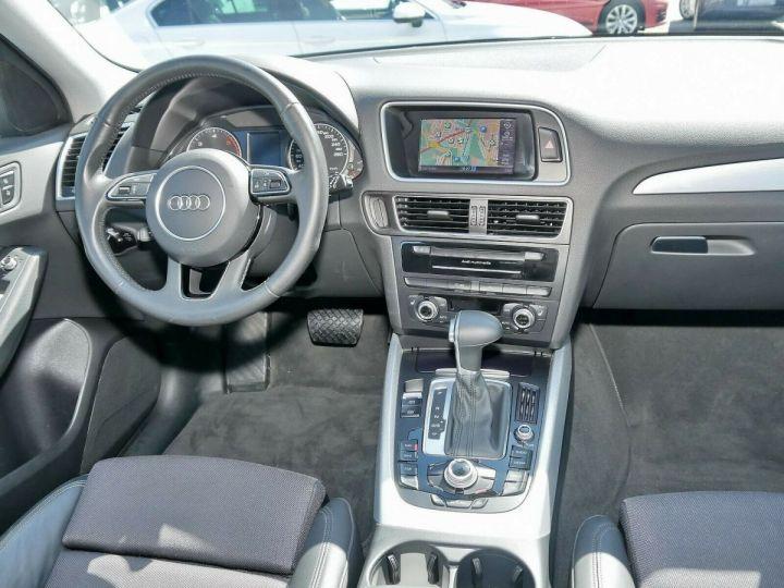 Audi Q5 AUDI Q5 3.0 TDI QUATTRO 258 cv S-tronic - Cuir - Bi-Xenon - JA 19 ' - Attache remorque BLANC - 4