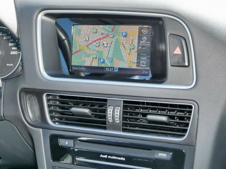 Audi Q5 AUDI Q5 3.0 TDI QUATTRO 258 cv S-tronic - Cuir - Bi-Xenon - JA 19 ' - Attache remorque BLANC - 5