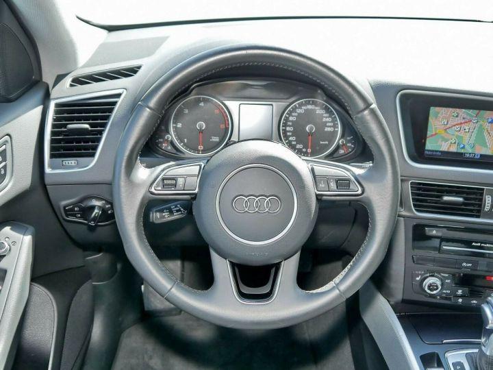 Audi Q5 AUDI Q5 3.0 TDI QUATTRO 258 cv S-tronic - Cuir - Bi-Xenon - JA 19 ' - Attache remorque BLANC - 6