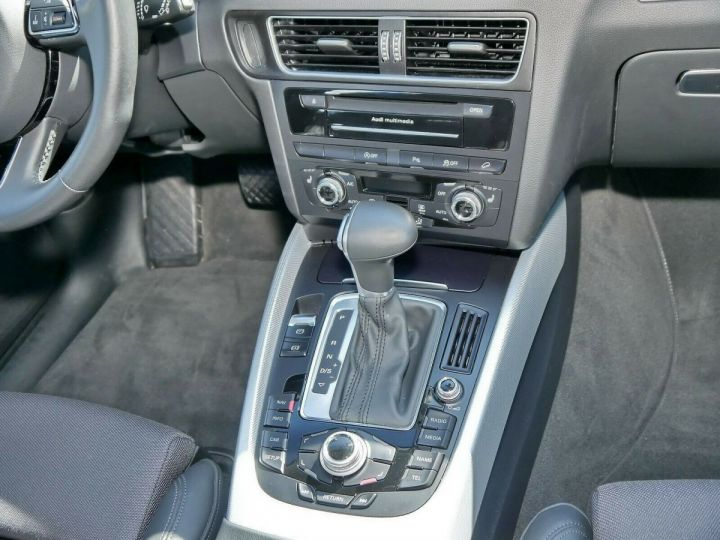 Audi Q5 AUDI Q5 3.0 TDI QUATTRO 258 cv S-tronic - Cuir - Bi-Xenon - JA 19 ' - Attache remorque BLANC - 7