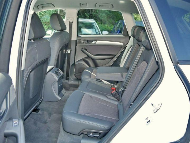 Audi Q5 AUDI Q5 3.0 TDI QUATTRO 258 cv S-tronic - Cuir - Bi-Xenon - JA 19 ' - Attache remorque BLANC - 8