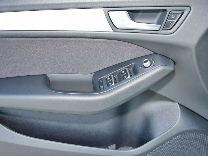 Audi Q5 AUDI Q5 3.0 TDI QUATTRO 258 cv S-tronic - Cuir - Bi-Xenon - JA 19 ' - Attache remorque BLANC - 9