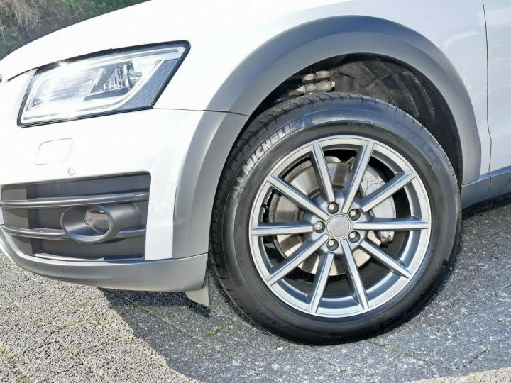 Audi Q5 AUDI Q5 3.0 TDI QUATTRO 258 cv S-tronic - Cuir - Bi-Xenon - JA 19 ' - Attache remorque BLANC - 11