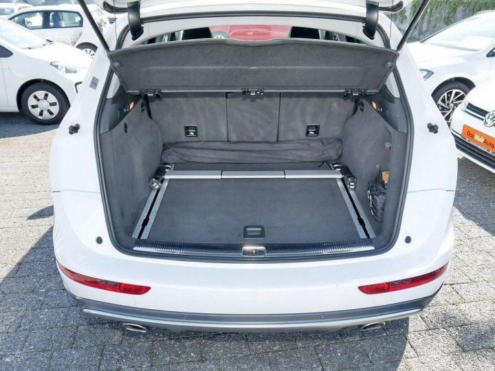 Audi Q5 AUDI Q5 3.0 TDI QUATTRO 258 cv S-tronic - Cuir - Bi-Xenon - JA 19 ' - Attache remorque BLANC - 12