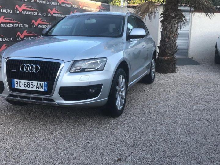 Audi Q5 AVUS GRIS - 1