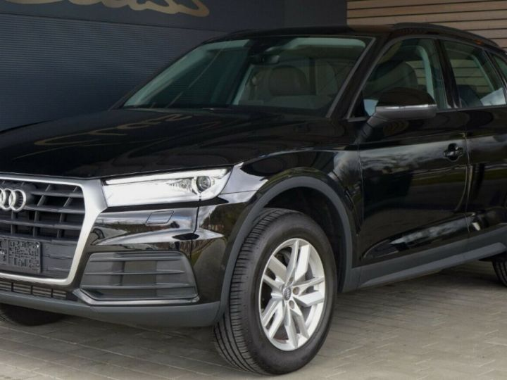 Audi Q5 II 2.0 TFSI 252  QUATTRO S TRONIC 7( 02/2018) noir brillant - 1