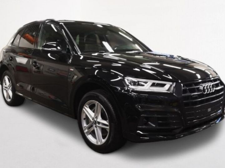 Audi Q5  # Inclus Carte Grise,Malus écolo et livraison à domicile #  Noir Peinture métallisée - 5