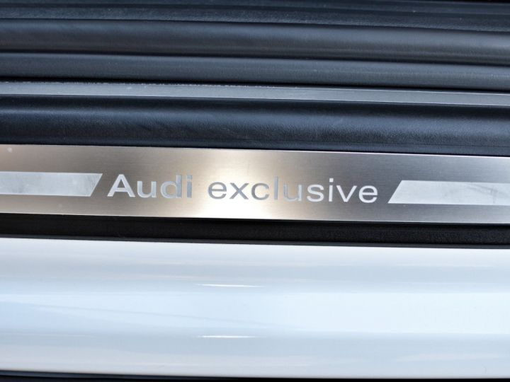 Audi Q5 MAGNIFIQUE AUDI Q5 3.0 V6 TDI QUATTRO 240ch STRONIC full options AVUS EXCLUSIVE 1ERE MAIN FBLS KMS BLANC IBIS - 19
