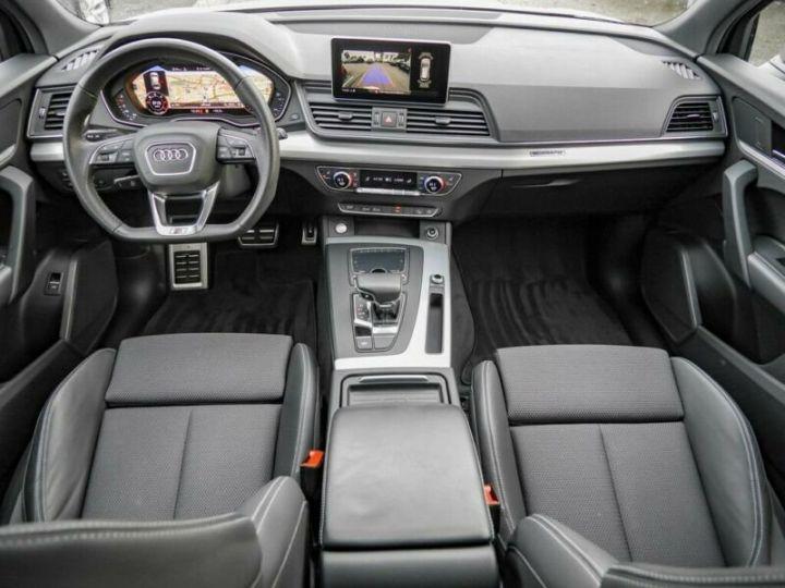 Audi Q5 Quattro S line  blanc - 5