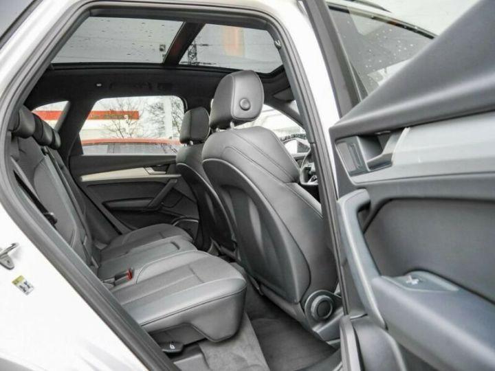 Audi Q5 Quattro S line  blanc - 7