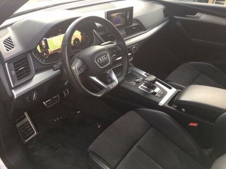 Audi Q5 quattro s line blanc - 3
