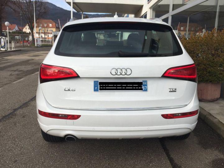 Audi Q5 QUATTRO S-LINE  2.0L TDI BLANC - 7
