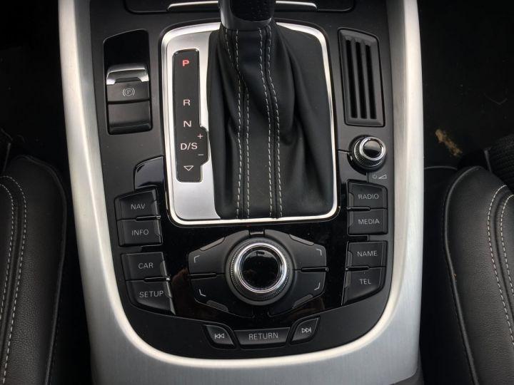 Audi Q5 QUATTRO S-LINE  2.0L TDI BLANC - 14
