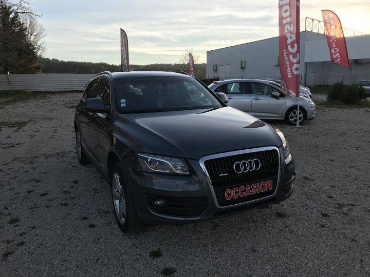 Audi Q5 S LINE GRIS FONCE METAL Occasion - 1