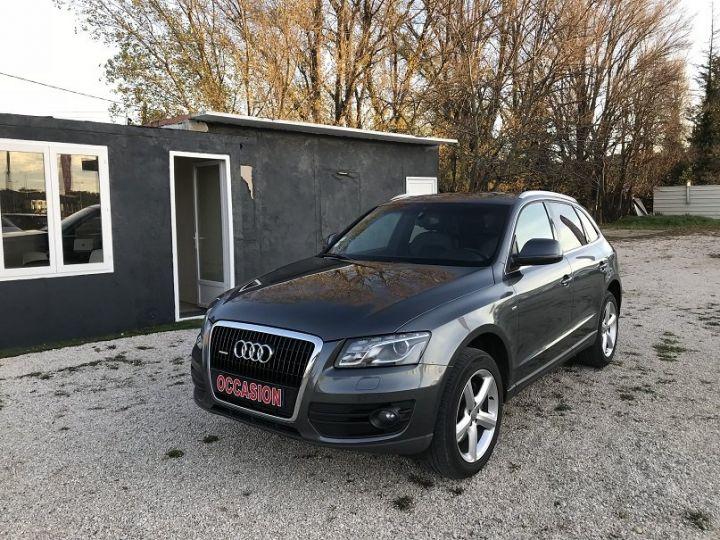 Audi Q5 S LINE GRIS FONCE METAL Occasion - 2
