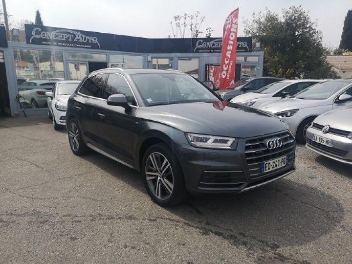 Audi Q5 S-LINE GRIS FONCE Occasion - 1