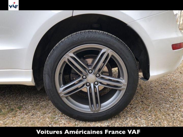 Audi Q5 S Line Deriv VP, TVA Recup, pas TVS, Toit pano Blanc Ibis Metal Occasion - 5