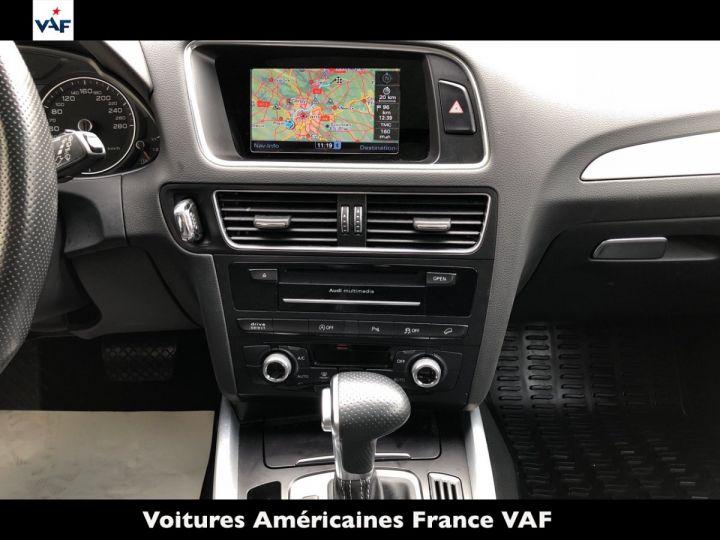 Audi Q5 S Line Deriv VP, TVA Recup, pas TVS, Toit pano Blanc Ibis Metal Occasion - 8