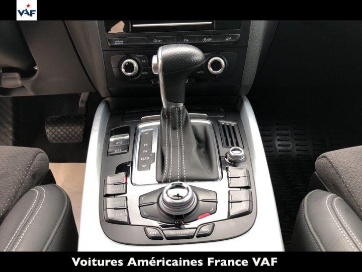 Audi Q5 S Line Deriv VP, TVA Recup, pas TVS, Toit pano Blanc Ibis Metal Occasion - 9