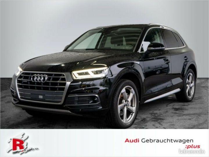 Audi Q5 sport noir - 1