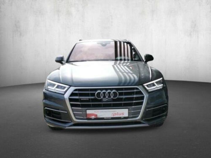 Audi Q5 Sport 2.0L TDI + Phare LED MATRIX / Finition S LINE / Toit PANO / Regulateur de adaptatif /Enceinte B&O / GPS / Garantie 12 mois / Gris métallisée  - 1