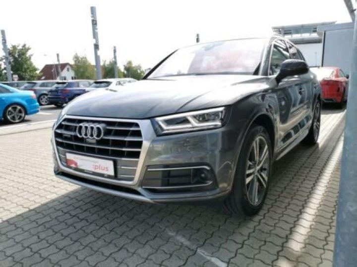 Audi Q5 Sport 2.0L TDI + Phare LED MATRIX / Finition S LINE / Toit PANO / Regulateur de adaptatif /Enceinte B&O / GPS / Garantie 12 mois / Gris métallisée  - 5